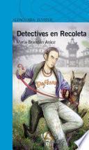 libro Detectives En Recoleta