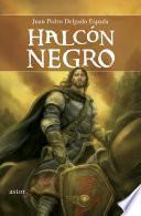 libro Halcón Negro