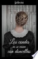 libro Los Condes No Se Casan Con Doncellas (serie Chadwick 3)