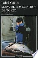 libro Mapa De Los Sonidos De Tokio