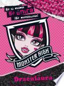 libro Monster High. Sé única. Draculaura (libro Juego En Exclusiva)