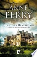 libro Muerte En Blackheath