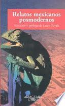 libro Relatos Mexicanos Posmodernos