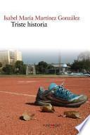 libro Triste Historia