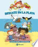 libro Zak Zoo Y El Rescate En La Playa