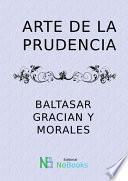 libro El Arte De La Prudencia