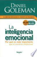 libro La Inteligencia Emocional / Emotional Intelligence