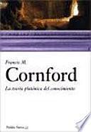 libro La Teoría Platónica Del Conocimiento