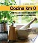 libro Cocina Km 0