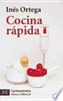 libro Cocina Rápida