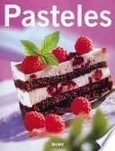 libro Pasteles
