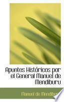 libro Apuntes Hist=ricos Por El General Manuel De Mendiburu