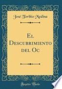 libro El Descubrimiento Del Oc (classic Reprint)