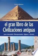 libro El Gran Libro De Las Civilizaciones Antiguas
