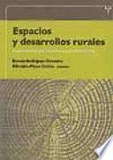 libro Espacios Y Desarrollos Rurales