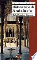 libro Historia Breve De Andalucía