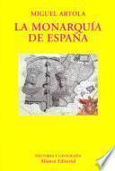 libro La Monarquía De España