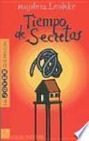 libro Tiempo De Secretos
