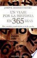 libro Un Viaje Por La Historia En 365 Días