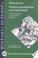 libro Visiones Apocalípticas En La Edad Media