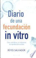 libro Diario De Una Fecundación In Vitro