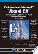 libro Enciclopedia De Microsoft Visual C#. 4ª Edición