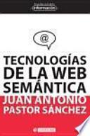 libro Tecnologías De La Web Semántica