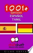 libro 1001+ Ejercicios Espaol Tamil