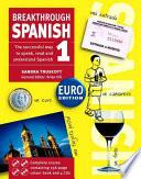 libro Breakthrough Spanish 1