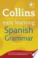libro Easy Learning Spanish Grammar