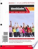libro Identidades: Exploraciones E Interconexiones
