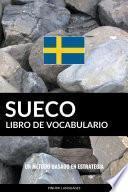 libro Libro De Vocabulario Sueco