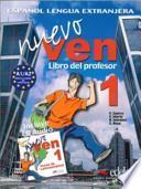 libro Nuevo Ven 1