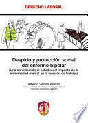libro Despido Y Protección Social Del Enfermo Bipolar