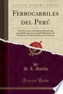 libro Ferrocarriles Del Perú