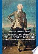 libro La Libertad De Imprenta En Las Cortes De Cádiz