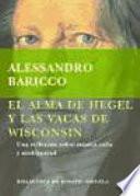 libro El Alma De Hegel Y Las Vacas De Wisconsin
