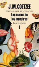 libro Las Manos De Los Maestros. Ensayos Selectos I
