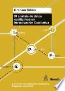 libro El Análisis De Datos En Investigación Cualitativa
