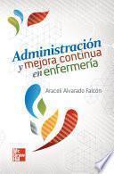 libro Administración Y Mejora Continua En Enfermería