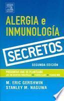 libro Alergia E Inmunología