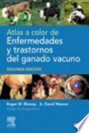 libro Atlas A Color De Enfermedades Y Trastornos Del Ganado Vacuno