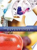 libro GuÍa De Complementos Alimentarios Para Deportistas (color)