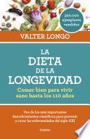 libro La Dieta De La Longevidad