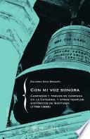 libro Con Mi Voz Sonora