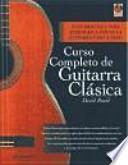 libro Curso Completo De Guitarra Clásica