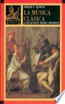libro La Música Clásica