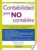 libro Contabilidad Para No Contables