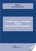 libro Fundamentos Y Práctica De Las Matemáticas Financieras