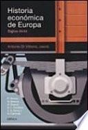 libro Historia Económica De Europa